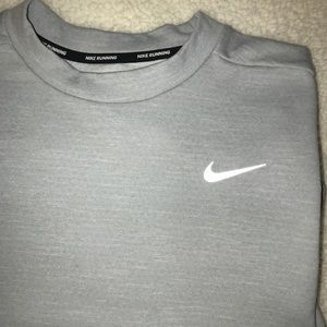 NIKE light blue long sleeve